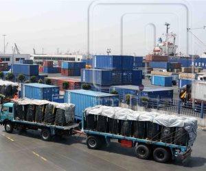 ميناء الزيتيات يستقبل 6 آلاف و500 طن بوتاجاز قادمة من ميناء ينبع