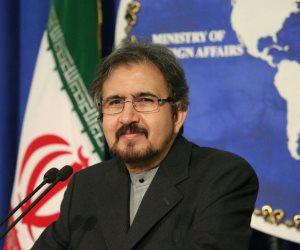 طهران تدين بشدة العقوبات الأمريكية عليها