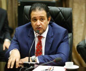 رئيس لجنة حقوق الإنسان بالنواب: البرلمان العربي يدعم حقوق المرأة والطفل (صور)