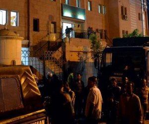 إحباط محاولة هروب سجناء جنائيين من مركز شرطة أبوكبير