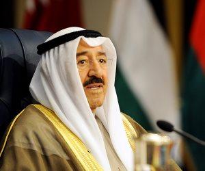 """بعد استقالة الحكومة .. الغانم ينقل لنواب """"الأمة الكويتى """" رسالة من الأمير يلمح بحل البرلمان"""