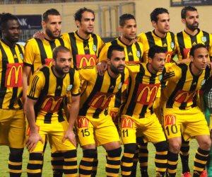 محمد ناجى جدو يقود هجوم المقاولون العرب أمام الأسيوطي