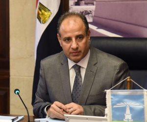 محافظ الإسكندرية يتابع ترتيبات موسم الحج لهذا العام