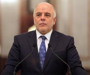 رئيس الوزراء العراقى: 100 مليار دولار خسارة العراق فى حربه ضد داعش