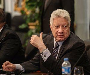 مرتضى منصور يصدر تعليمات بمنع نجم الزمالك السابق من دخول النادى