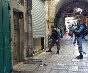 بعد اغلاق مدينة بالكامل.. إعدام الشاب أحمد غزال بناية في القدس القديمة