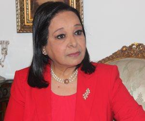 أنيسة حسونة: الدولة المصرية لن تتهاون في الدفاع عن حقوق أبنائها