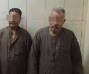 القبض على 3 أشخاص أثناء تنقيبهم عن الآثار بعقار في مدينة نصر