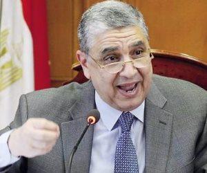 وزير الكهرباء: مد مهلة تلقى طلبات العدادات الكودية حتى نهاية مارس 2021