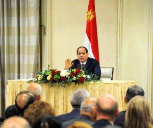 برلمانى: لقاء السيسى بكبرى الشركات الأمريكية يزيد فرص الاستثمار فى مصر