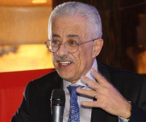بنسبة نجاح 81.5%.. وزير التعليم يعلن نتيجة الثانوية العامة 2020