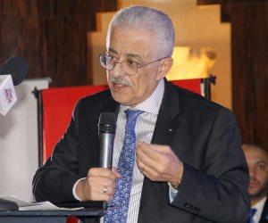 وزير التعليم يعلن مواعيد بدء العام الدراسي الجديد.. تعرف عليها
