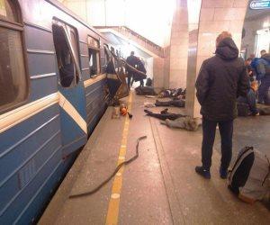 لليوم الثاني على التوالي.. غلق محطة مترو «سان بطرسبورج» بروسيا