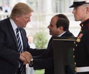 غداً.. قمة مصرية-أمريكية في مقر إقامة السيسي بنيويورك