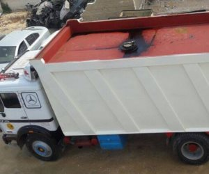 أمن مطروح يحبط سرقة 35 طن مواد بترولية من خط الحمام
