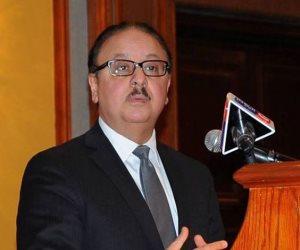 وزير الاتصالات : الوزارة توفر التكنولوجيا للمجلس الأعلى لذوي الإعاقة