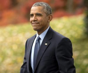 أوباما يلقى خطاب مؤسسة مانديلا السنوى للعام الجاري