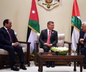 الاستيطان وقرارات قمة عمان يضعان إدارة ترامب أمام اختبار حقيقي