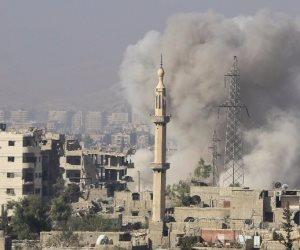 مقتل وإصابة 140 مدنيا في قصف للتحالف الدولي والأكراد على الرقة السورية