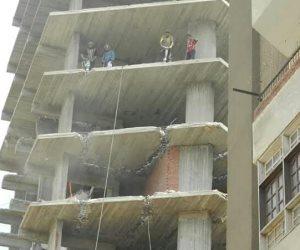 لماذا حذرت محافظة القاهرة المواطنين من التعامل مع 3 عقارات بحى الزيتون؟