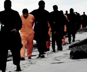 """""""الإفتاء"""" تتسلم ملف أوراق 7 مدانين بذبح 21 قبطيا على شواطئ ليبيا"""