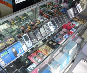 ضبط صاحب محل هواتف لبيع أجهزة المحمول المقلدة في «شارع عبد العزيز»