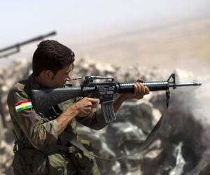 قتل 9 انتحاريين من داعش شمال محافظة صلاح الدين العراقية