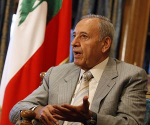 نبيه بري.. ترأس برلمان لبنان أكثر من «فتحي سرور» في مصر