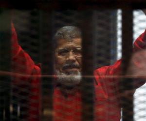 """""""جنايات القاهرة"""" تستكمل اليوم فض الأحراز في محاكمة مرسي وأخرين بـ""""التخابر"""""""