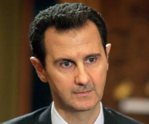 """الاسد يعتبر الاتهامات باستخدام اسلحة كيميائية فى دوما """"مهزلة"""""""