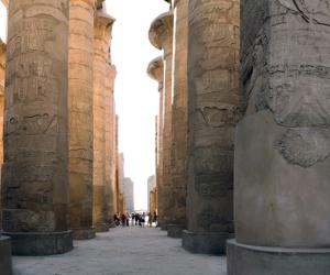 «الكرنك» أسطورة معبد بناه الفراعنة على مدار ١٥٠٠  عام.. تعرف عليه