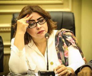 غادة عجمى: الرقابة الإدارية أوقفت استنزاف ماسورة الفساد لأموال الشعب المصرى