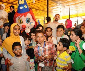 جمعية رسالة بالقليوبية تقيم حفل لـ400 طفل بمناسبة يوم اليتيم