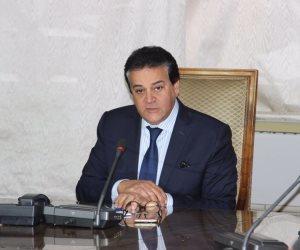 وزير التعليم العالي.. قرار بشأن التنسيق الإلكترونى الموحد للجامعات الخاصة والأهلية