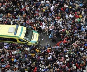 اتحاد الإعلاميات العرب يدين حادثي طنطا والإسكندرية الإرهابيين