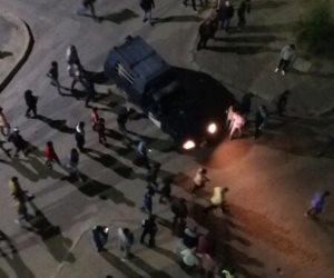 أمن القاهرة يسيطر على مشاجرة بالموسكي.. ويضبط طرفيها