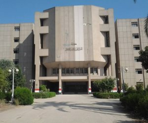 معسكر لاستقبال الطلاب الجدد في جامعة الأزهر بأسيوط