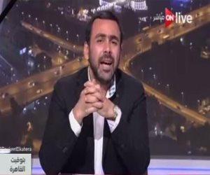 يوسف الحسيني بـ«ON Live»: يجب التحقيق مع محمد حسان ومنعه من السفر