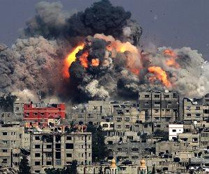 مواجهات بين فلسطينيين وإسرائليين في غزة