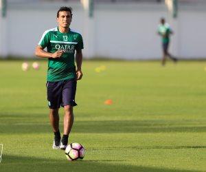 محمد عبد الشافي vs محمود كهربا.. الأول قاد فريقه للفوز في الدوري السعودي (فيديو)
