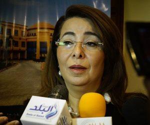 غادة والي تنعي شهداء القوات المسلحة: يموتون لنحيا