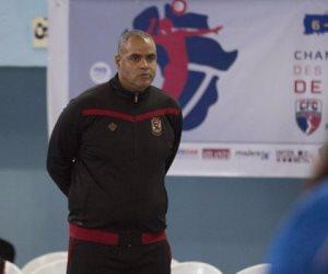 الأهلي يعلن القائمة الرسمية للاعبات الطائرة في بطولة أفريقيا