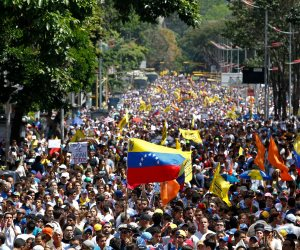 هل تصل فنزويلا إلى نفق مظلم بعد تمسك الرئيس الحالي بالسلطة؟