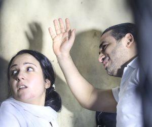 بلاغ يتهم آية حجازي بالتحريض على الدولة ويطالب بإسقاط الجنسية عنها
