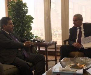 طارق قابيل: مجموعة استثمارية سعودية تضخ استثمارات صناعية جديدةفى مصر بقيمة 4 مليار جنيه