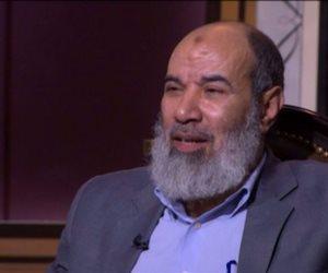 ناجح إبراهيم: يجب على الدولة العمل على التجارب السابقة لمحاربة الإرهاب