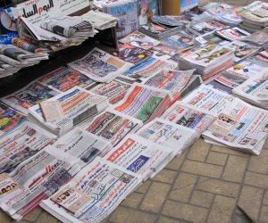 فى دقيقة.. تعرف على أبرز عناوين الصحف المصرية الجمعة 12 يناير