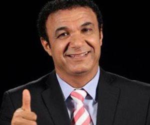 أحمد الطيب.. الانتماء الزملكاوي والرغي يسيطران علي معلق مباراة مصر وغانا (فيديو)