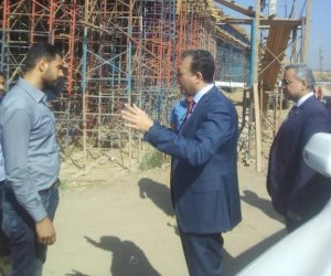 """اليوم.. وزير النقل يضع حجر أساس كبارى """"طنامل وبشلة وصهرجت"""" بالدقهلية"""