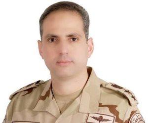 استشهاد 3 ضباط ومجند في مواجهات مع عناصر إرهابية بالواحات البحرية